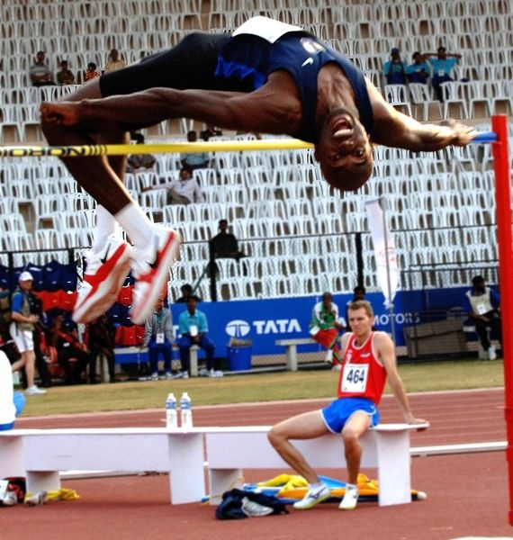 Salto em AlturaGames Events, 4Th Military, International Du, International Military, Du Sports, High Jumping, Conseil International, Jumping Competition, Master Sgt