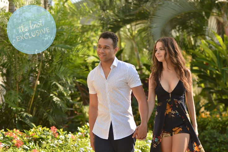 Actors Corbin Bleu and Sasha Clements waited a year to enjoy their honeymoon after marrying in July 2016, so when the time finally arrived, the couple certainly reveled in the getaway with one objective in mind: to relax.