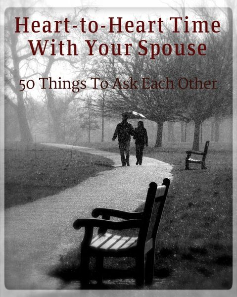 These 50 questions will help you connect with your spouse! Can't wait to get started on them. @