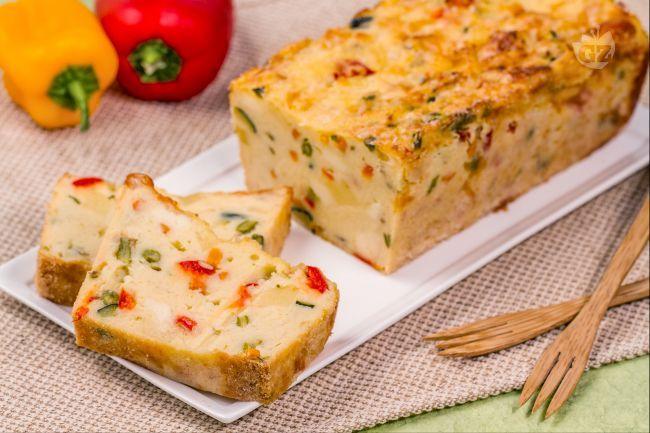 La terrina millegusti è una ricetta ricca e saporita, da servire come piatto unico: è da provare per invogliare i bimbi a consumare le verdure!