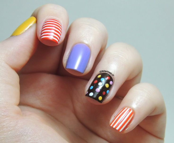 Marine Loves Polish: Nailstorming - Video Games Candy Crush,
