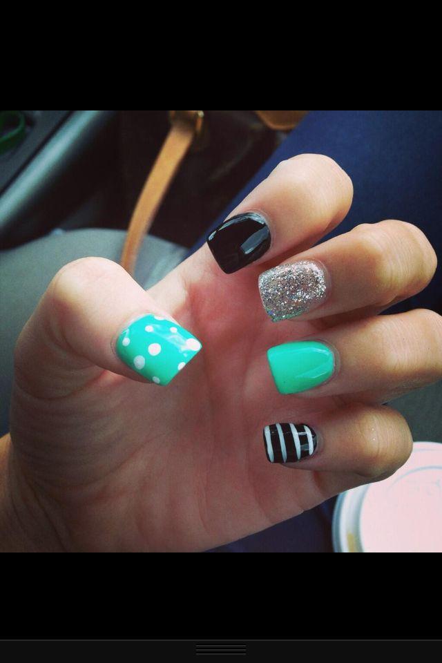 Nails bolitas