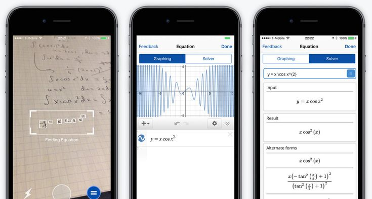 またひとつ、学生に教えてはいけないアプリが発表されました。米スタンフォード大学のPh.D ニコラス・ヘメネス(Nicolas Jimenez)氏らが開発した iPhone /iPad /iPod touch対応の手書き数式計算アプリ『Mathpix』の使い方は、ノートやメモ用紙に手で書いた方程式をカメラ