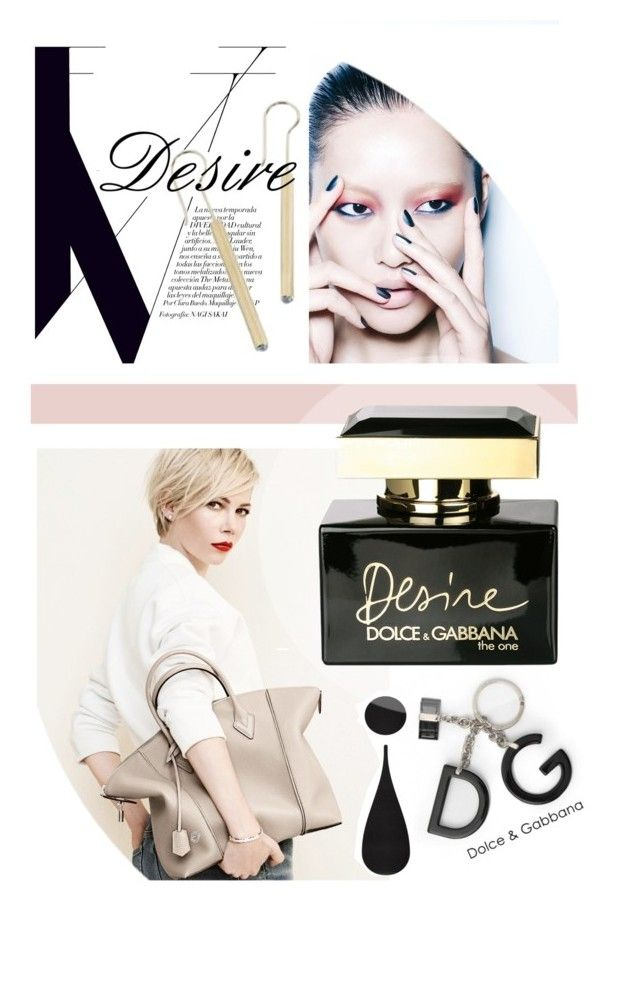 Desire by D&G by betiboop8 on Polyvore featuring beauty, Dolce&Gabbana, Louis Vuitton, dolcegabbana, myfavorite and Desire