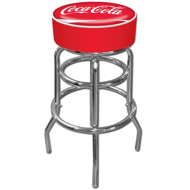 Coca Cola Coca Cola Pub Stool. Allison Yeager Must Have These!
