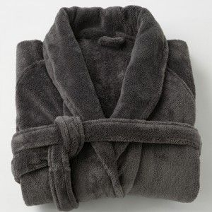 Men's Manor Robe Gunmetal