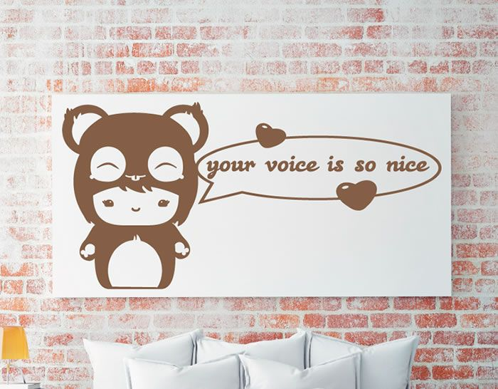 84 best stickers anime y manga images on pinterest for Stickers para decorar paredes