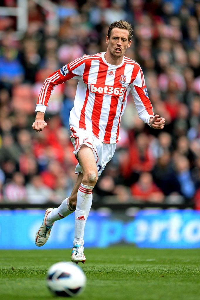 Peter Crouch @Stoke City