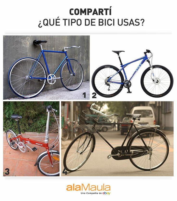 Bicicletas para todos los gustos http://www.alamaula.com/q/bicicletas/S7G1