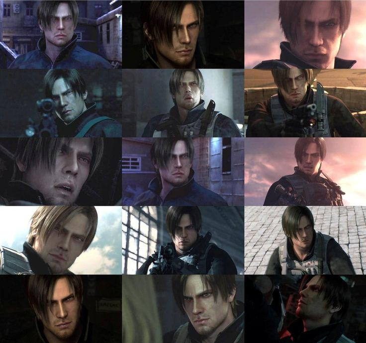 Leon S Kennedy - Damnation screenshots 2 by Thanhthao90 on DeviantArt