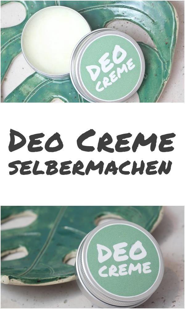 {DIY} Deo-Creme selber machen