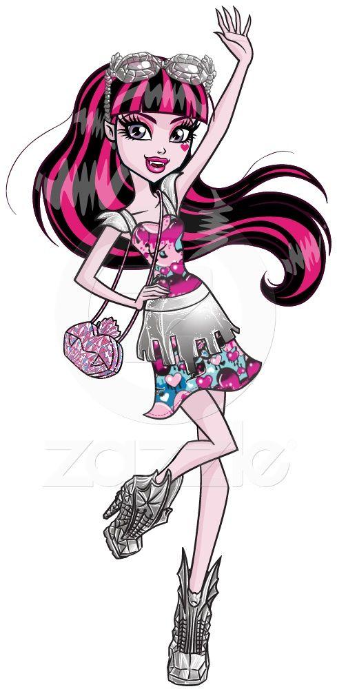 Monster High Boo York Draculaura