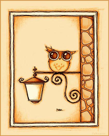 owl oh owl