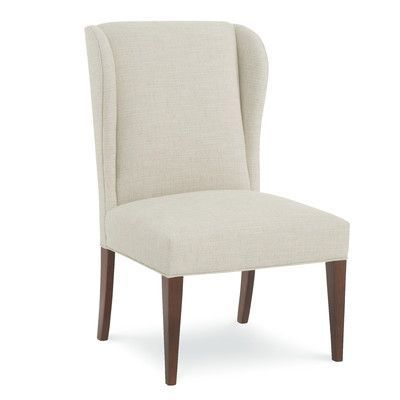 CR Laine Savoy Side Chair Upholstery: