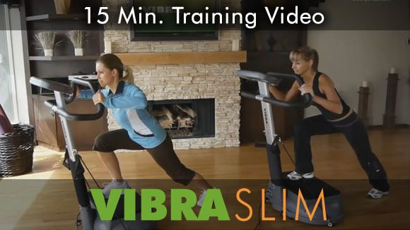 This Vibration Exercise Fitness Video shows how this fitness system works and how it can make you lose weight. See why it is the fastest growing fitness program.