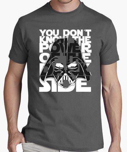 No conoces el poder del lado oscuro...