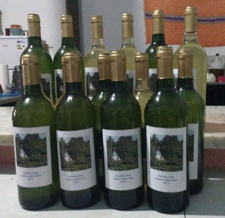 Our home made wine :-)