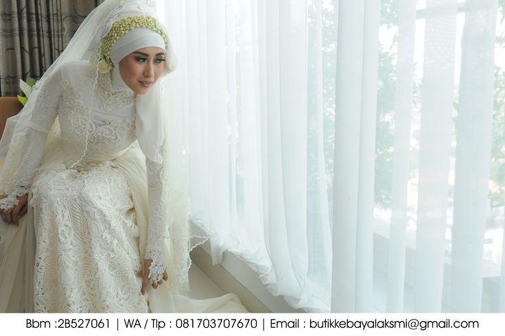 HIJAB WEDDING oleh LAKSMI - Kebaya Muslimah & Islamic Wedding Service • Gaun pengiring pengantin | Bridal | Bridestory di Indonesia | Bridestory