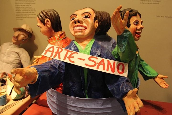 Arte - Sano. Crédito Milton Ramírez (@FOTOMILTON) Mincultura 2012.