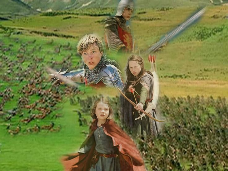 Battle For Narnia