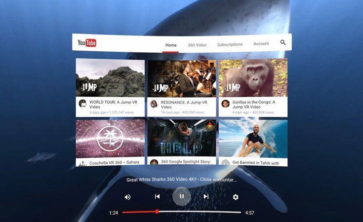 Google releases YouTube VR for Steam http://www.charlesmilander.com/news/2017/12/google-releases-youtube-vr-for-steam/ #charlesmilander #Entrepreneur #nyc