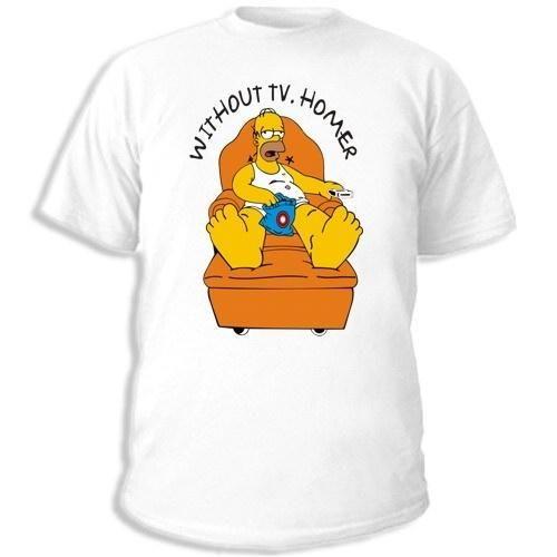 Симпсоны купить футболка