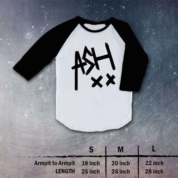 5SOS Ashton Irwin Shirt 5 Seconds of Summer Top by TwinkleTop