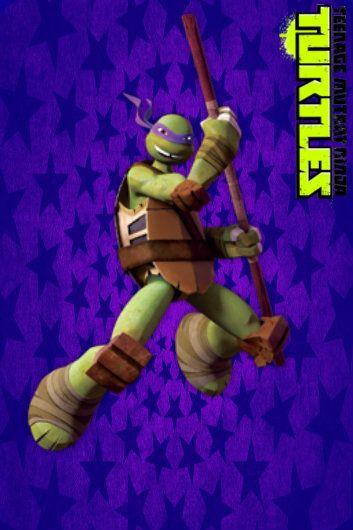 Donatello Ninja Turtle Wallpaper