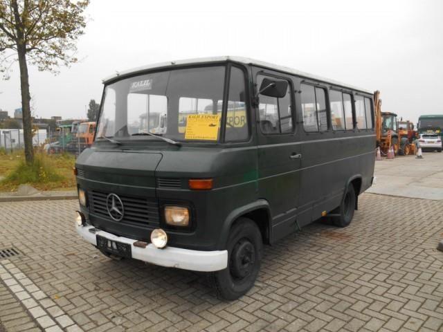 Mercedes-Benz, 309D Passenger Bus 15 Seats Top Condition, Bus, Minibus in 5231 XA DEN BOSCH, gebruikt kopen bij  AutoScout24 Trucks
