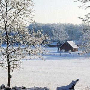 Winter house, Stoby, Sweden
