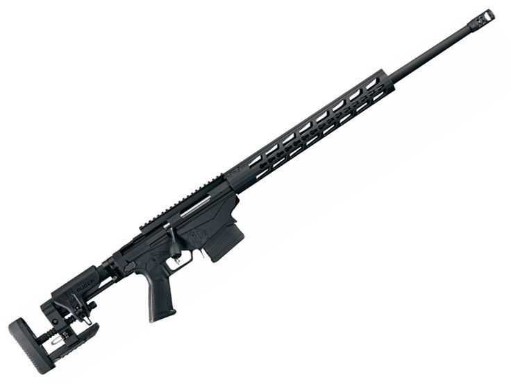 RUGER PRECISION BOLTS-ACTION RIFLE .308