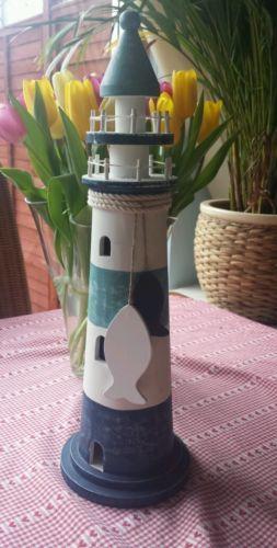 Wooden Decorative lighthouse ornament for bathroom | eBay
