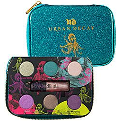Urban Decay Fun Palette Best of Detroit Party Sephora Makeover