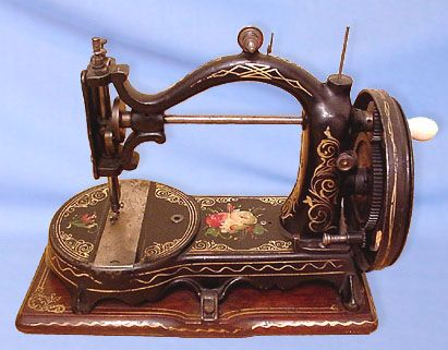 """The Royal"", this model was produced by The Gardner Sewing Machine Company, in Hamilton, Ontario, during the 1870's / 80's."