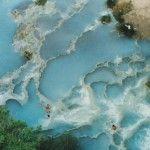 Cascate del Mulino (natural hot pools), Italy