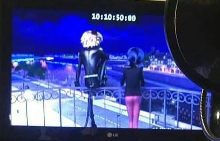 ¡Sii la escena del balcón! ❤ #Marichat episodio 10 o 11 Escena real al 100%¡No fake!