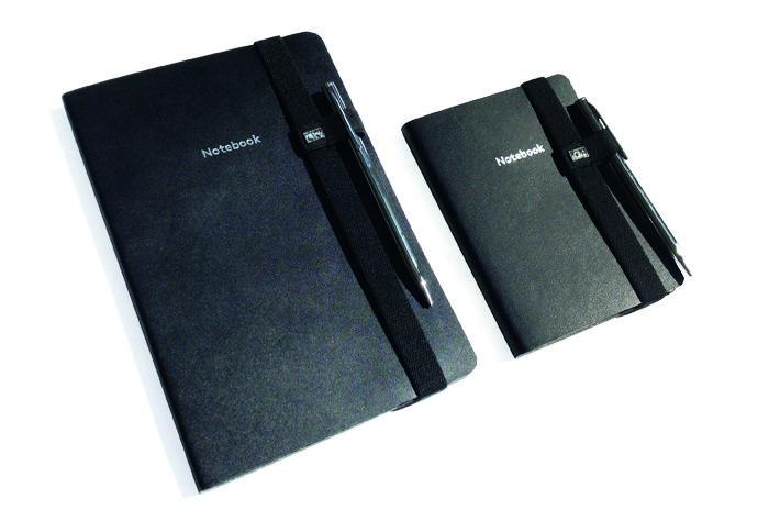 Coleção Notebook Pele