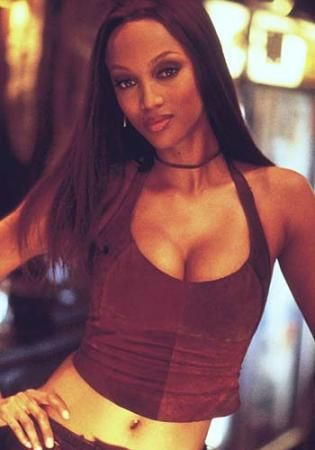 Tyra Banks - Coyote Ugly......WOMEN Crime Travel Alert!  recently in Hong Kong Ravi/Ravinder Dahiya, sex trafficker, born 1970, born Punjabi India, failed garment company owner, 45, tall, handsome, white hair, eyeglasses, & subordinate trick & trap women on Lantau Island & at Hong Kong Airport, both bus & plane travellers, for non-existent modelling agency work.....#RaviDahiyaTraffickerHK