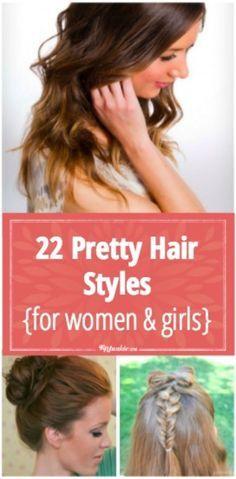 22 Pretty Hair Style #pregnantchicken