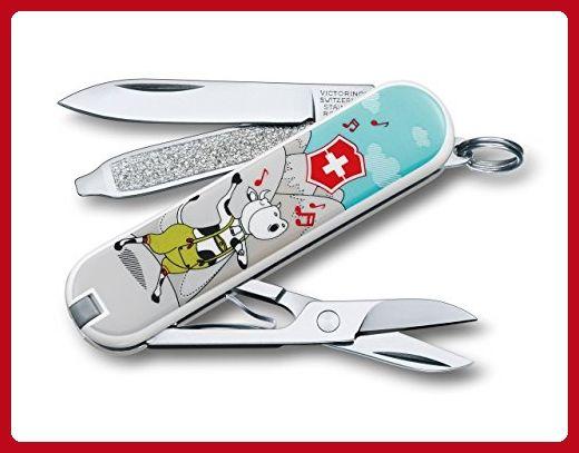 Victorinox Classic Swiss Army Pocket Knife, Yodelay Hee Moo, SMALL - Fun stuff and gift ideas (*Amazon Partner-Link)