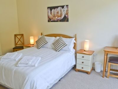 Double bedroom | The Linhay, St Blazey, nr. St Austell