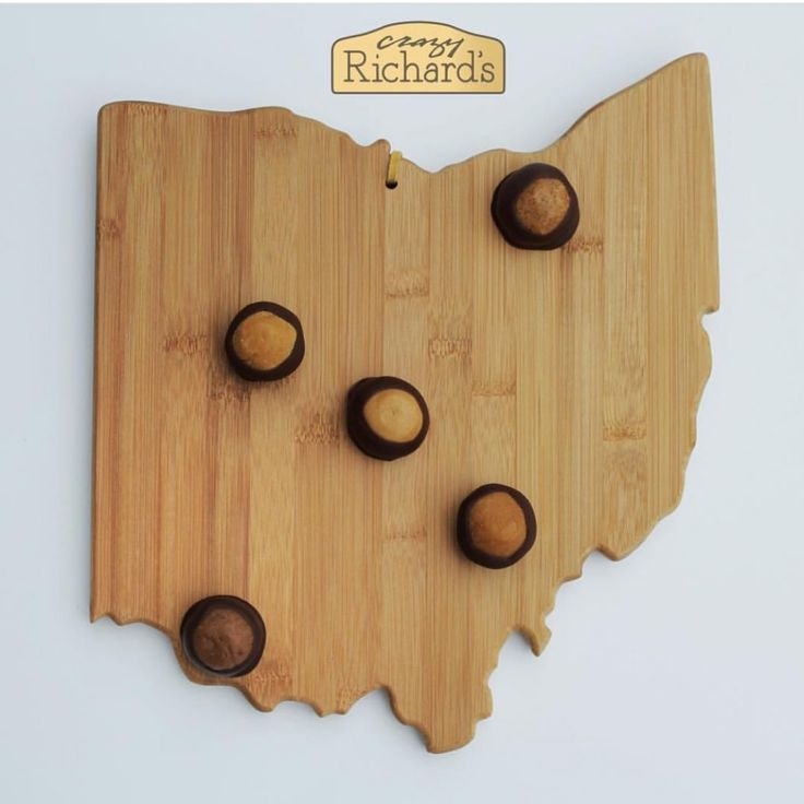 5 Healthier Peanut Butter Buckeye Recipes – Crazy Richard's Peanut Butter Company