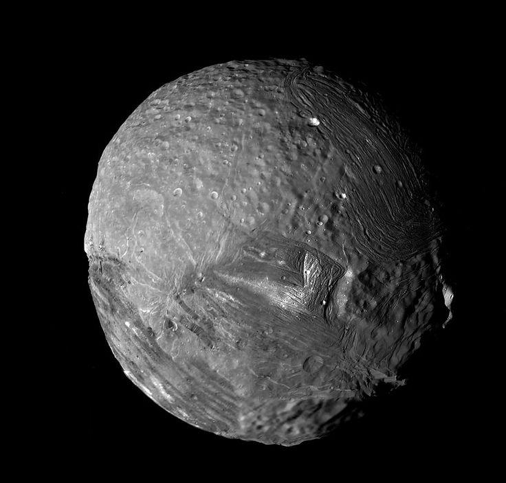 internal uranus moon miranda - photo #23