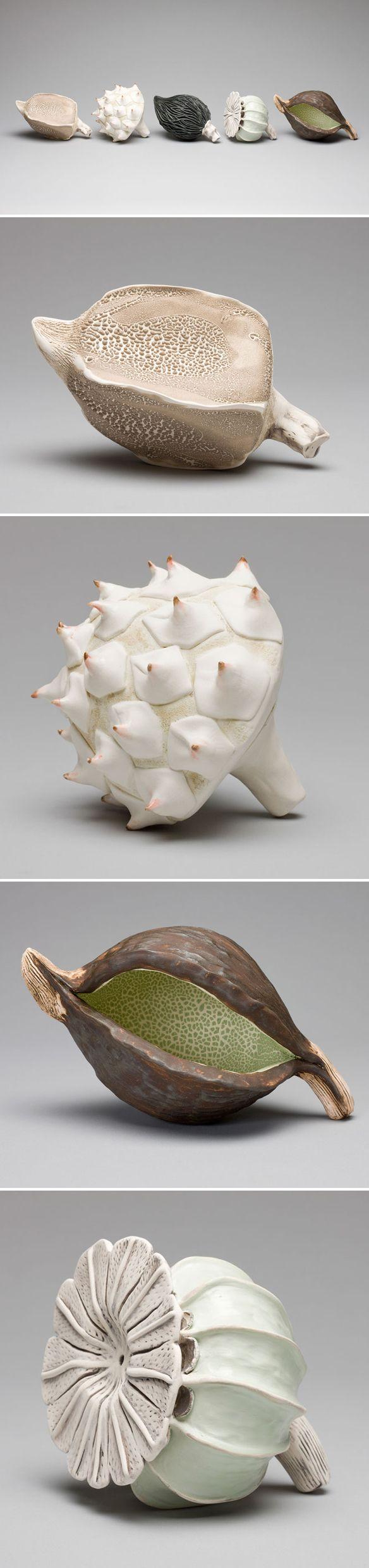 Ceramics and nature  karen millar | The Jealous Curator | Bloglovin'