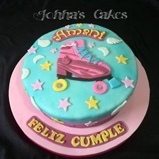 Linda torta de Soy Luna  #Cake #cakedesing #torta #bolos #soyLuna  #disneychanel  #Disney #movie #fondant #fondantcake #Princesas #patines #star  #alas  #fondantart #sugarart  #Repostería #amoloquehago #pastillaje #tortassoñadas #instacake #cakeshop #cakestagram #Anaco #anzoátegui #johhascakes