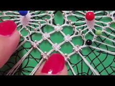 Cruce de cadenetas con pippiolini presillas - YouTube