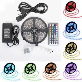 Kit ruban LED RGB SMD 5050 non étanche