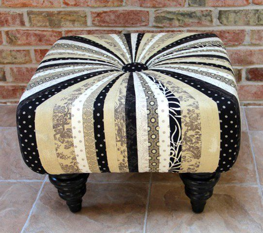 The Square Tuffet Class with Guest Teacher Julie Struthers 11 - 4 pm