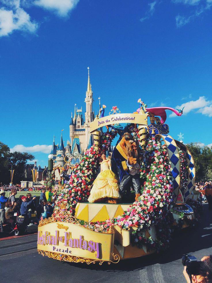 Festival of Fantasy at Magic Kingdom