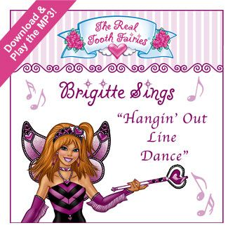 "Brigitte Sings ""Hangin' Out Line Dance"" MP3 Download"